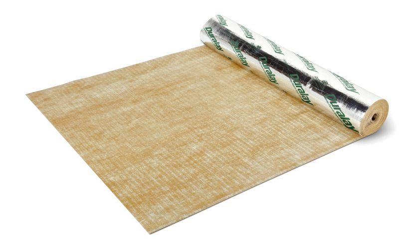Timbermate Excel - WOOD & LAMINATE SOUND REDUCING UNDERLAY