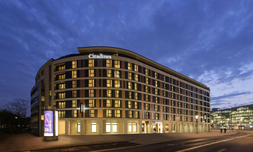 Citadines Apart´hotel, Frankfurt ©Ascott