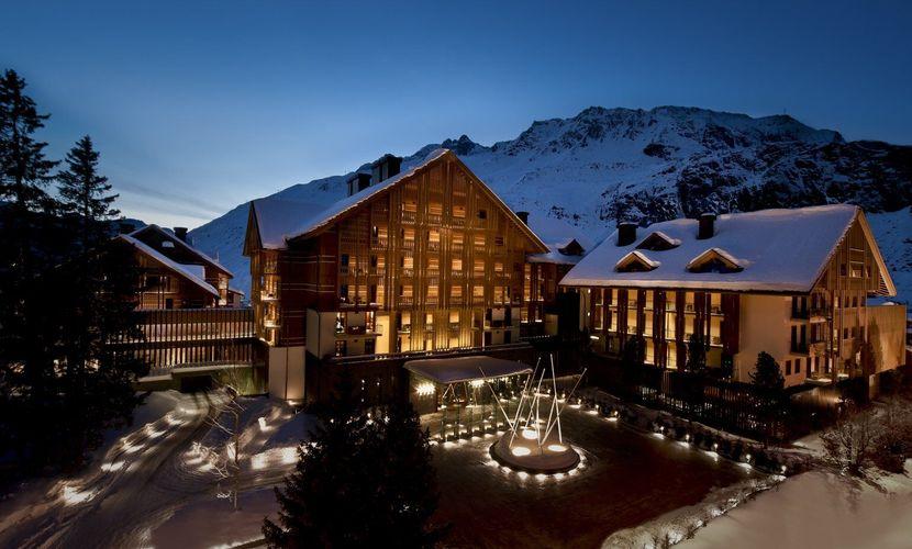 The Chedi Andermatt ©General Hotel Management Ltd., Reto Guntli